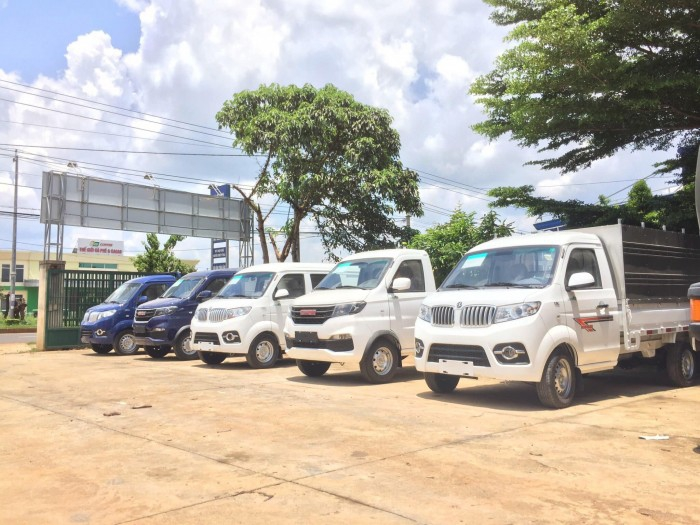 Bán xe 1 tấn tại Đồng Xoài  Bảo hành 5 năm | SRM Dongben Bình Phước 8