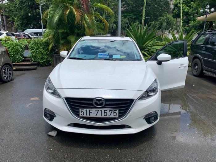 Mazda 3 1.5 AT 2016 5
