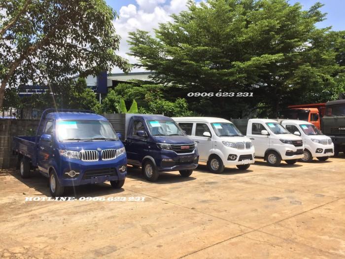 Bán xe 1 tấn tại Đồng Xoài  Bảo hành 5 năm | SRM Dongben Bình Phước 0