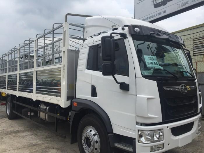 Giá bán xe tải faw 8 tấn thùng dài 8m | xe tải 8 tấn thùng kín chở hàng palet 1