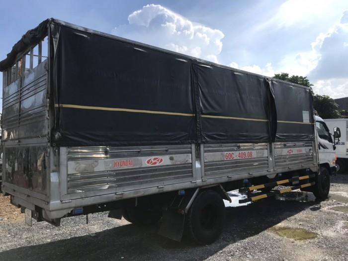 cần bán xe tải hd120sl đời 2017 tải 8t thùng dài 6m3 giá tốt có hỗ trợ góp 8