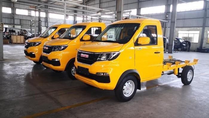Mua bán xe tải 1 tấn tại Bình Phước  - Bảo Hành 5 năm  SRM- DongbenBình Phước 3
