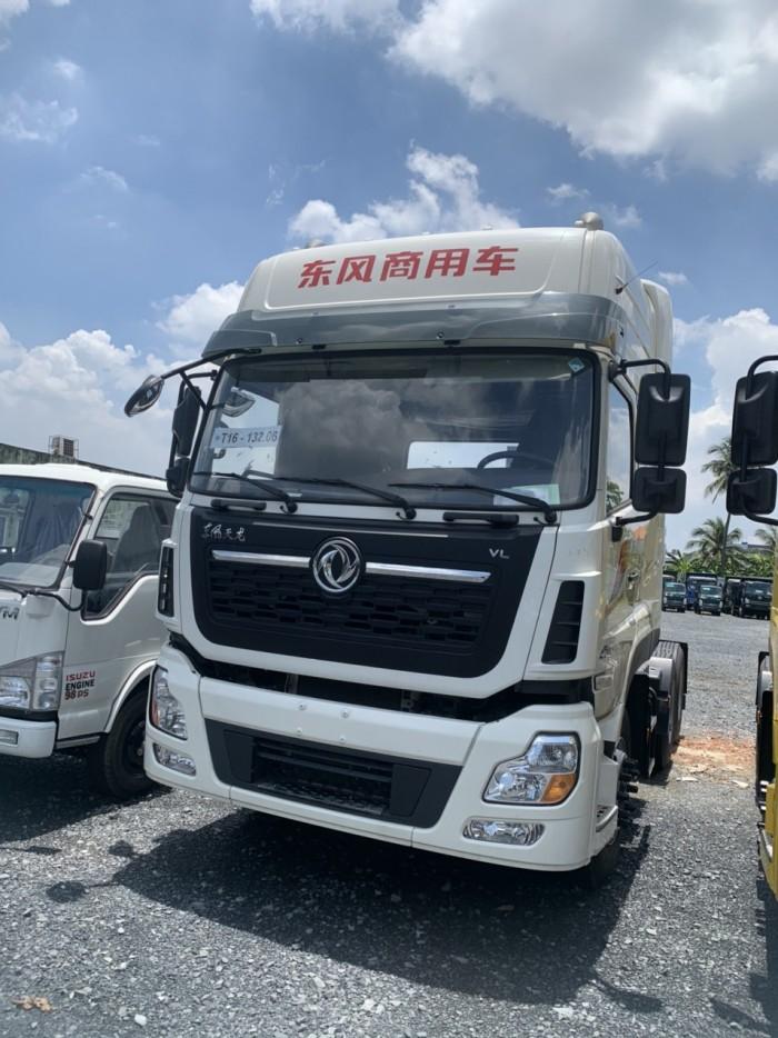 Báo giá xe đầu kéo DongFeng Hoàng Huy 3