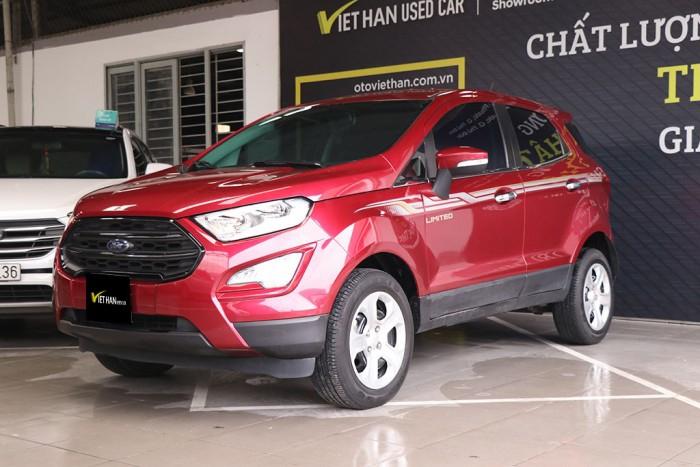 Ford ecosport 1.5MT 2018 1