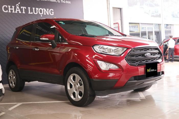 Ford ecosport 1.5MT 2018 0