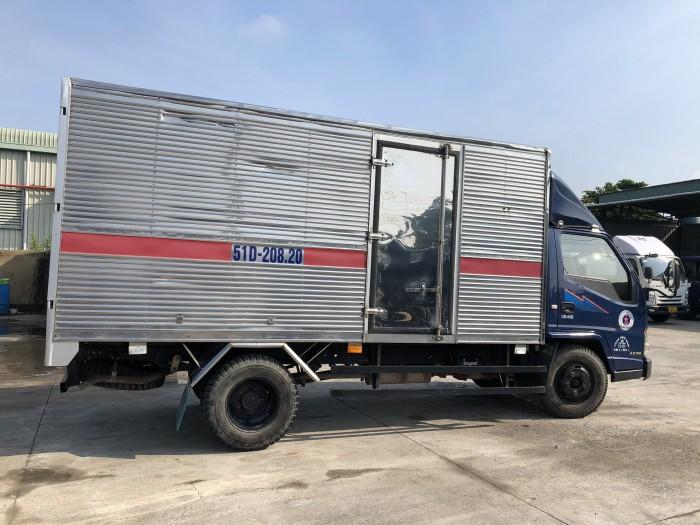 Cần Bán Gấp Xe Tải Hyundai IZ49 2.4 Tấn Thùng Kín Inox 304 2