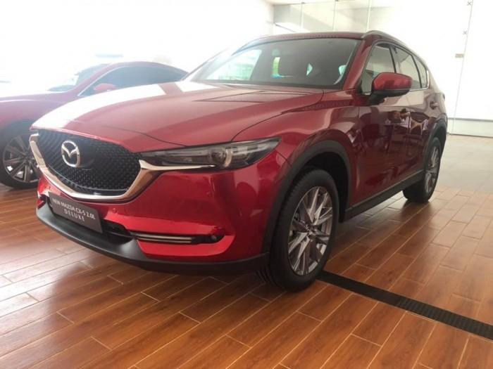Bán xe mazda CX5 2.0L Deluxe màu đỏ giá 819 triệu đồng 1