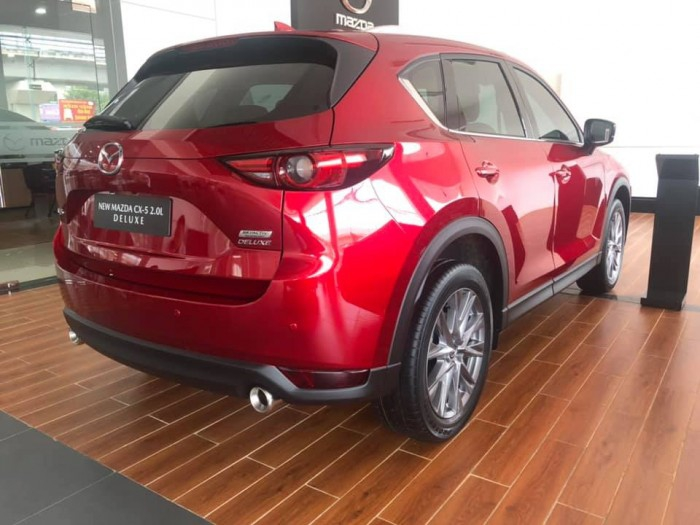 Bán xe mazda CX5 2.0L Deluxe màu đỏ giá 819 triệu đồng 3