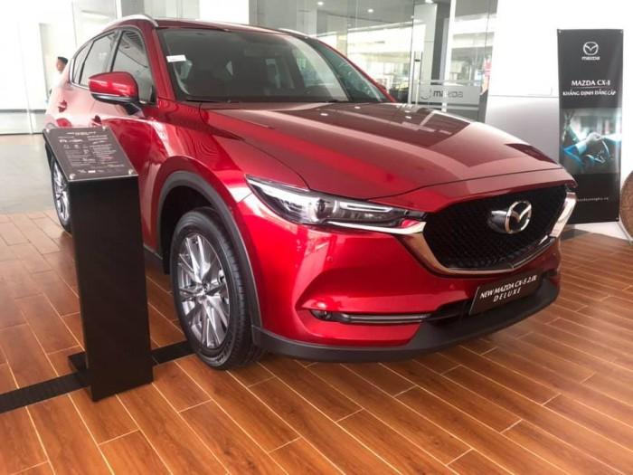 Bán xe mazda CX5 2.0L Deluxe màu đỏ giá 819 triệu đồng 2