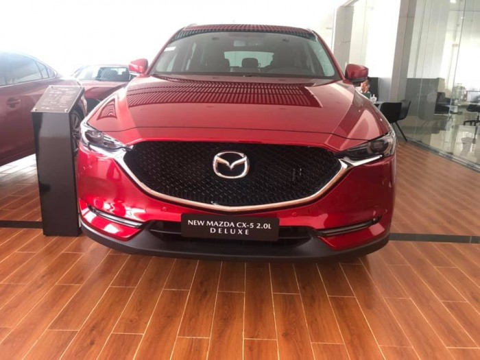 Bán xe mazda CX5 2.0L Deluxe màu đỏ giá 819 triệu đồng 0