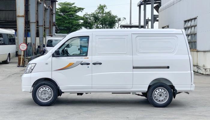 Bán Xe Tải Van - Thaco Towner Van2s - Tải Trọng 945kg - Xe Chạy Giờ Cấm