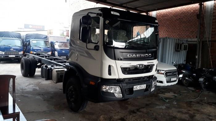 Daewoo 9 tấn thùng dài 7,6m 6