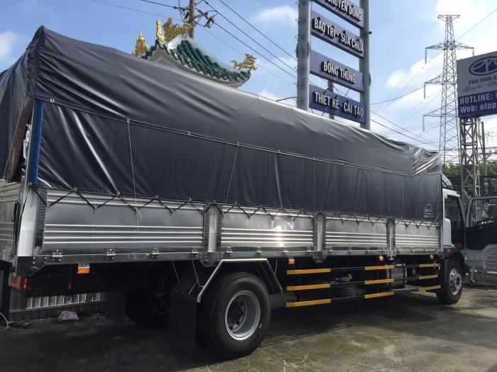 Xe tải FAW 8t thùng dài 8m, giá rẻ có khuyến mãi 10 Tr 2