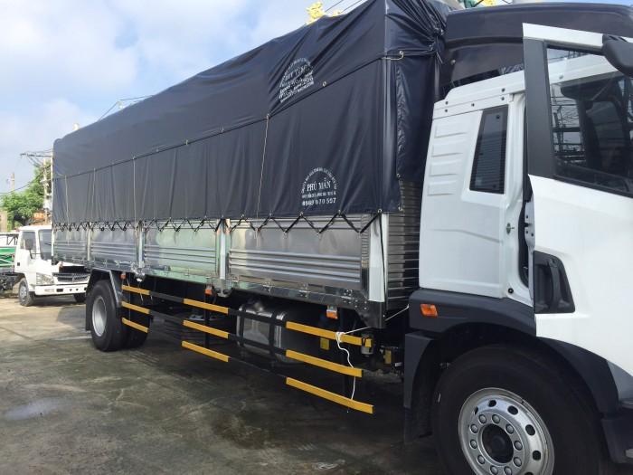 Xe tải FAW 8t thùng dài 8m, giá rẻ có khuyến mãi 10 Tr 0