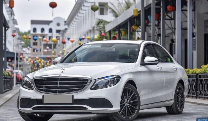 Mercedes C200 Exclusive - Ưu Đãi Lên Đến 100 Triệu 1
