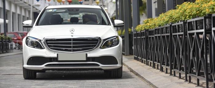 Mercedes C200 Exclusive - Ưu Đãi Lên Đến 100 Triệu 0