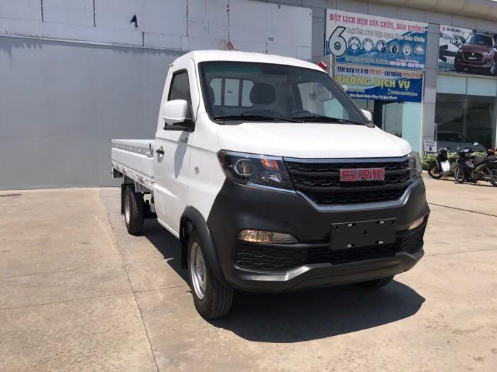 Xe tải SRM 930kg thung 2m7 1
