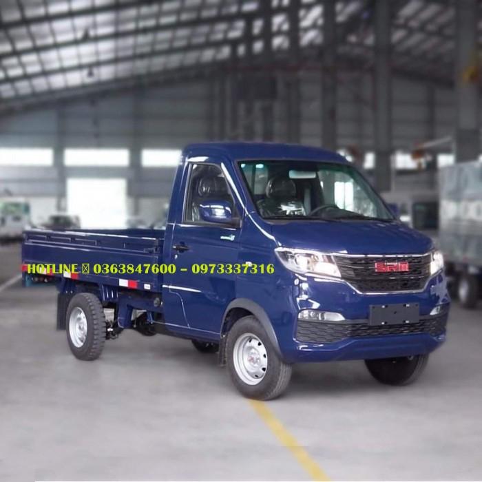 Xe tải SRM 930kg thung 2m7 2