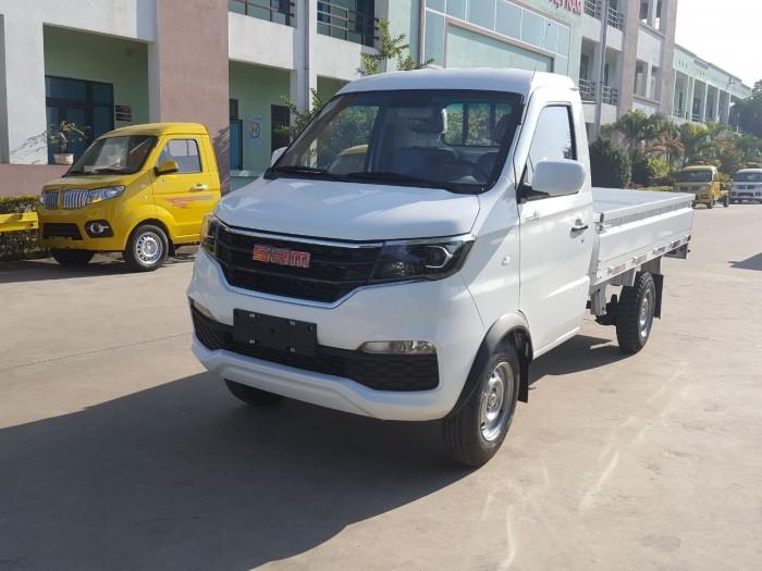 Xe tải SRM 930kg thung 2m7 0