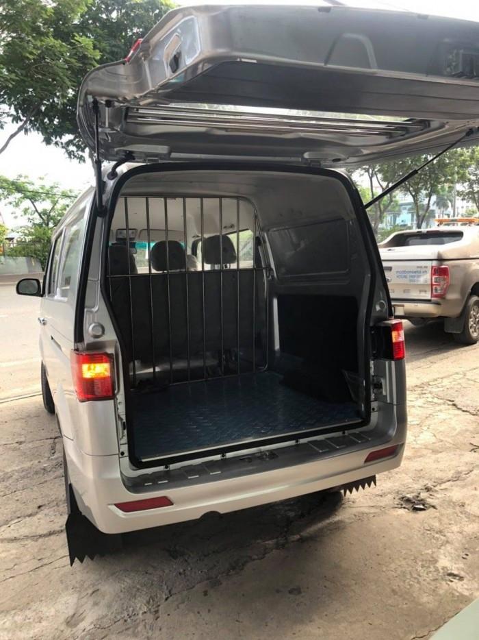 Xe tải van  DONGBEN x30 v5 5 chổ ngồi 1
