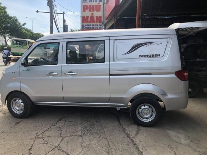 Xe tải van  DONGBEN x30 v5 5 chổ ngồi 0