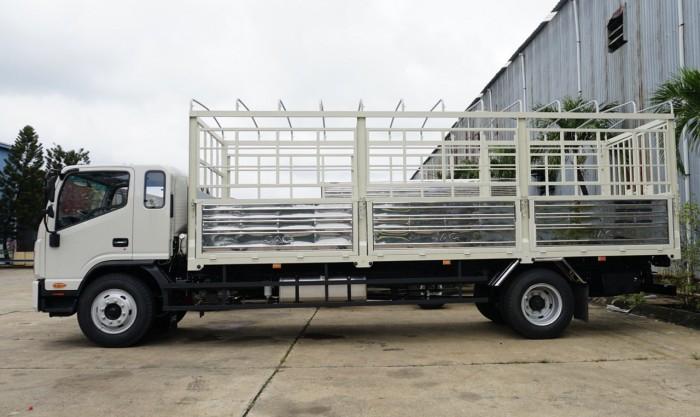 Báo giá xe tải jac N900 thùng 7,63m