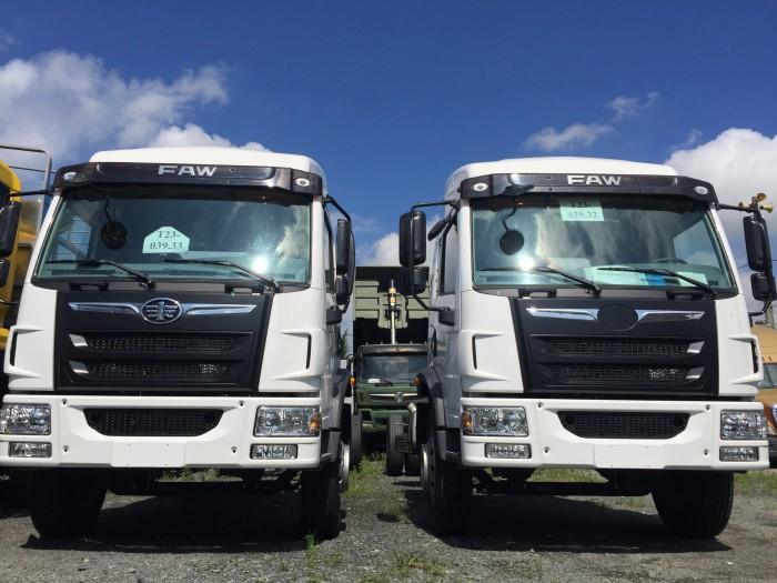 Xe tải 8 tấn trung quốc giá rẻ thùng dài 8m, xe tải faw giá rẻ tại miền Nam 2