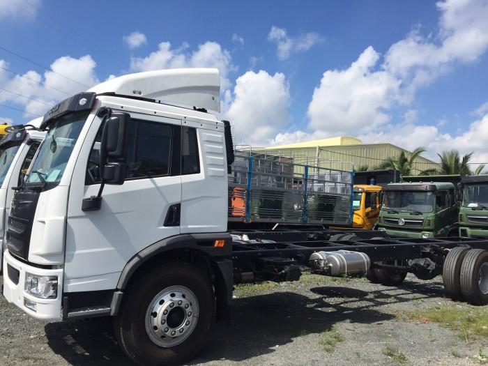 Xe tải 8 tấn trung quốc giá rẻ thùng dài 8m, xe tải faw giá rẻ tại miền Nam 1