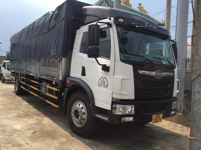 Giá bán xe tải faw 8 tấn Trung Quốc | cập nhật giá xe tải faw 8 tấn thùng 8m 1