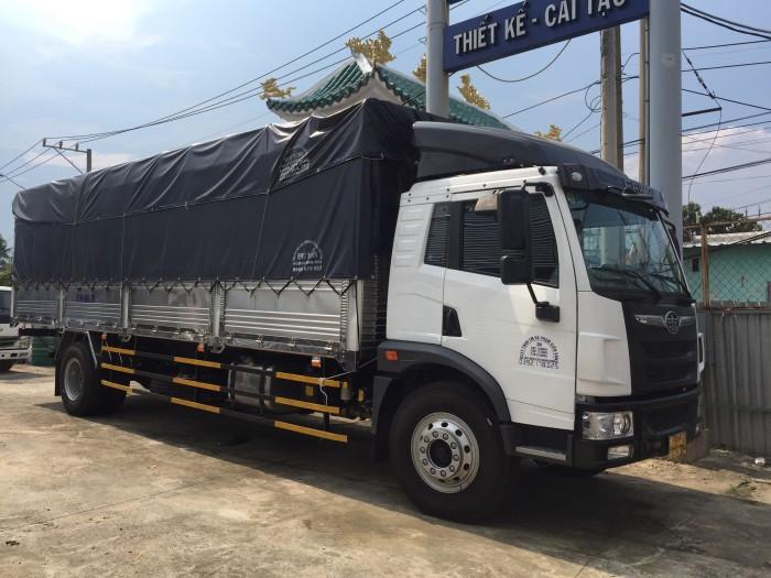 Giá bán xe tải faw 8 tấn Trung Quốc | cập nhật giá xe tải faw 8 tấn thùng 8m 4