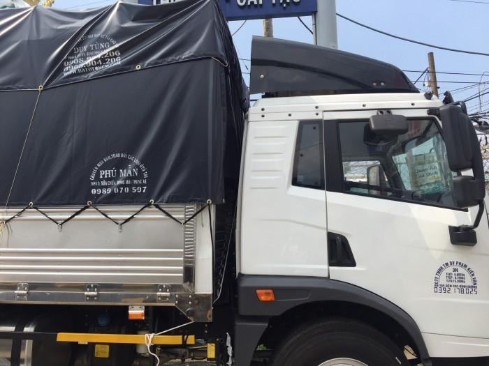 Giá bán xe tải faw 8 tấn Trung Quốc | cập nhật giá xe tải faw 8 tấn thùng 8m 3