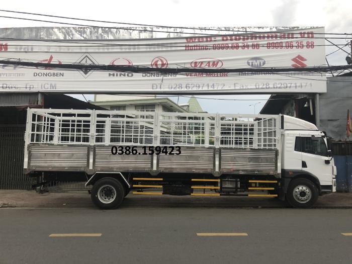 Giá bán xe tải faw 8 tấn Trung Quốc | xe tải 8 tấn giá rẻ thùng dài 8 mét tháng 10 - 2020