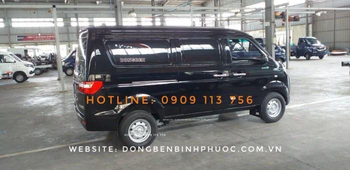 Xe Van Dongben X30 V2 (2 chỗ) | Bán xe Van tại Bình Phước 0