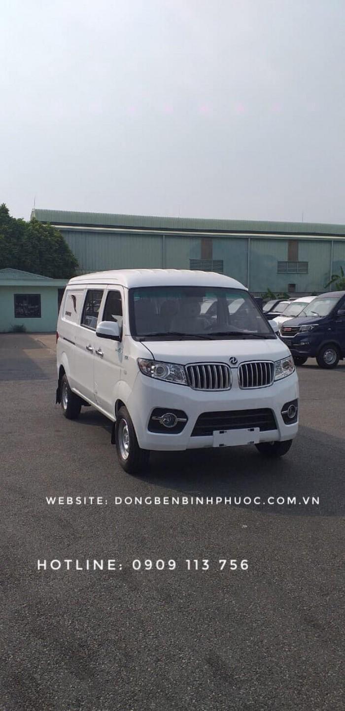 Xe Van Dongben X30 V2 (2 chỗ) | Bán xe Van tại Bình Phước 9
