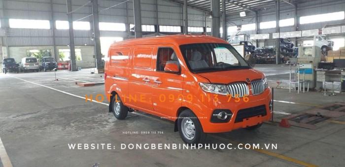 Xe Van Dongben X30 V2 (2 chỗ) | Bán xe Van tại Bình Phước 2