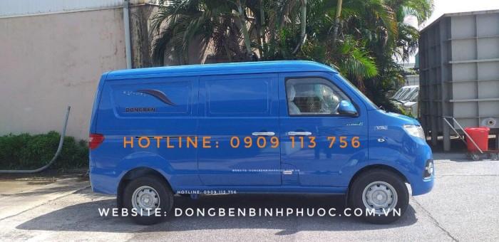Xe Van Dongben X30 V2 (2 chỗ) | Bán xe Van tại Bình Phước 7