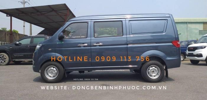 Xe Van Dongben X30 V2 (2 chỗ) | Bán xe Van tại Bình Phước 1