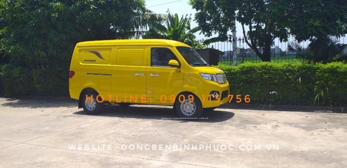 Xe Van Dongben X30 V2 (2 chỗ) | Bán xe Van tại Bình Phước 6