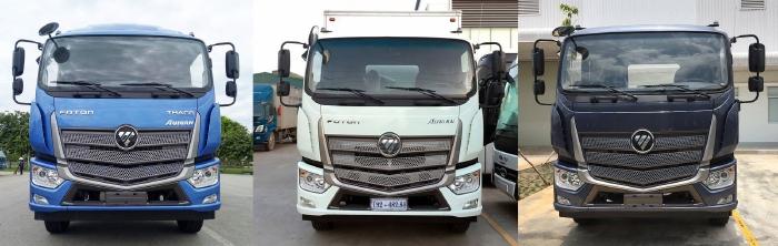 Bán xe tải 9 tấn tại hải dương Thaco Auman c160 mui bạt 2