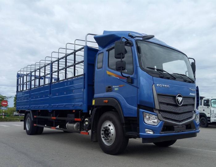 Bán xe tải 9 tấn tại hải dương Thaco Auman c160 mui bạt 1