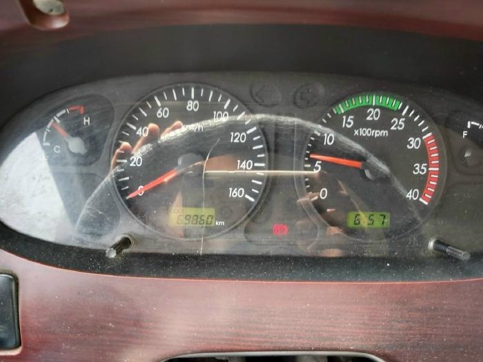 Bán Gấp Hyundai HD99 6.5 Tấn  Mui Bạt  Bửng Nâng Full Inox 304 - Xe Ga Cơ Cực Hot