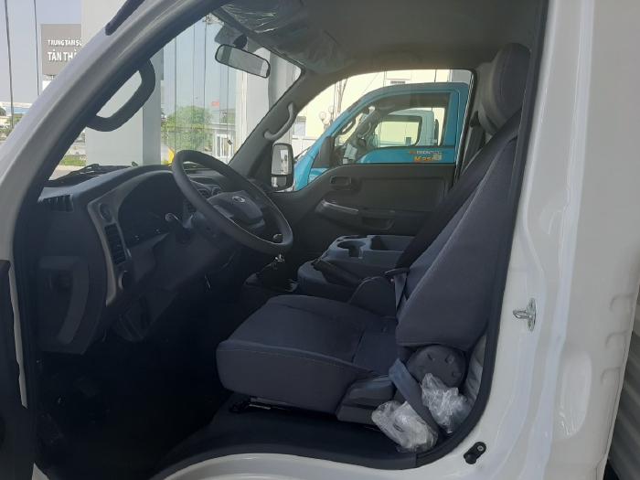 Báo giá xe tải KIA K200 thùng mui bạt tải trọng 1 tấn và 1,9 tấn , có hỗ trợ ngân hàng. Xe giao ngay