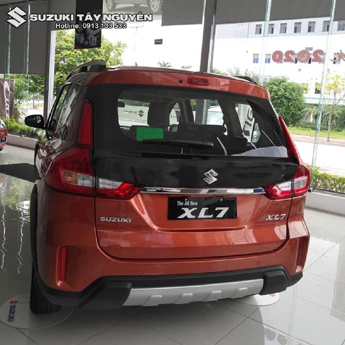 Xe nhập khẩu SUZUKI XL7 2020 bản ghế nỉ ( AT đặc biệt ) màu Cam - Không chỉ đẹp mà còn rộng rãi thoải mái nhất phân khúc 4