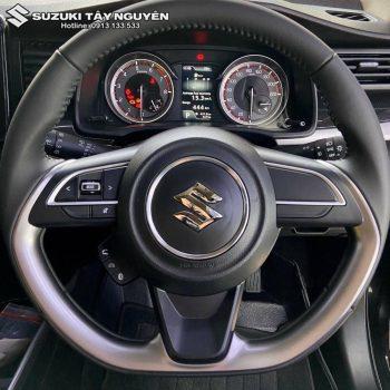 Xe nhập khẩu SUZUKI XL7 2020 bản ghế nỉ ( AT đặc biệt ) màu Cam - Không chỉ đẹp mà còn rộng rãi thoải mái nhất phân khúc 10