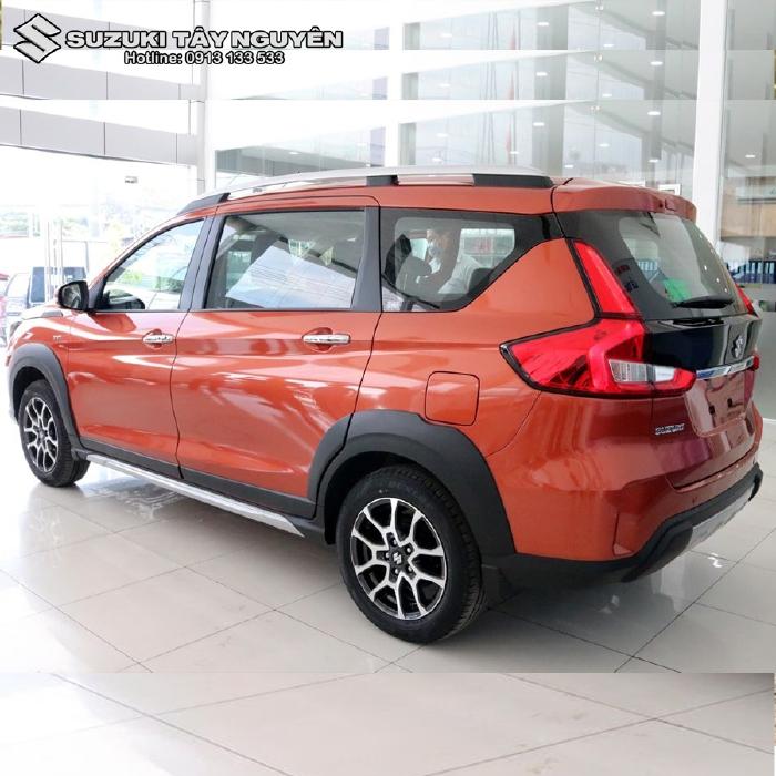 Xe nhập khẩu SUZUKI XL7 2020 bản ghế nỉ ( AT đặc biệt ) màu Cam - Không chỉ đẹp mà còn rộng rãi thoải mái nhất phân khúc 3