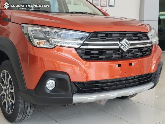 Xe nhập khẩu SUZUKI XL7 2020 bản ghế nỉ ( AT đặc biệt ) màu Cam - Không chỉ đẹp mà còn rộng rãi thoải mái nhất phân khúc 9