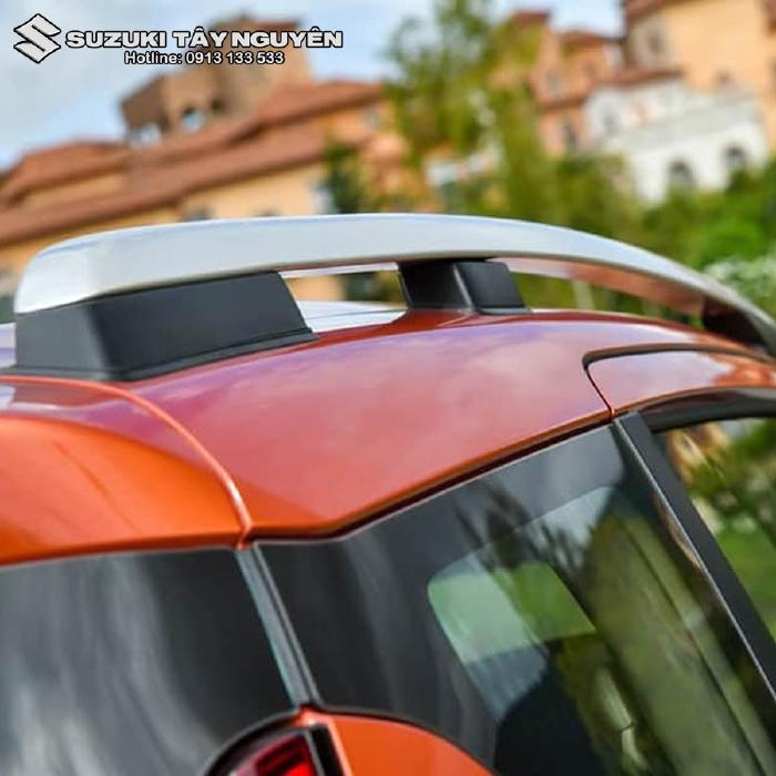 Xe nhập khẩu SUZUKI XL7 2020 bản ghế nỉ ( AT đặc biệt ) màu Cam - Không chỉ đẹp mà còn rộng rãi thoải mái nhất phân khúc 7