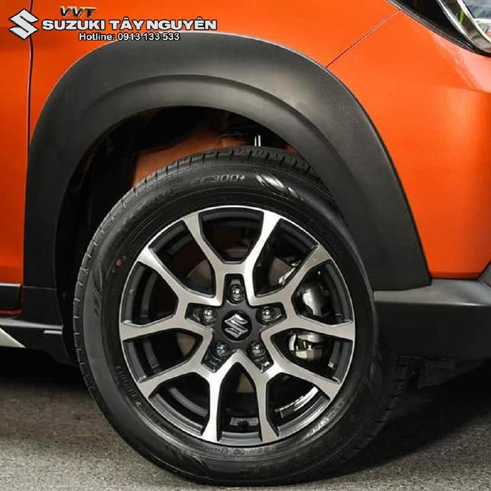 Xe nhập khẩu SUZUKI XL7 2020 bản ghế nỉ ( AT đặc biệt ) màu Cam - Không chỉ đẹp mà còn rộng rãi thoải mái nhất phân khúc 8