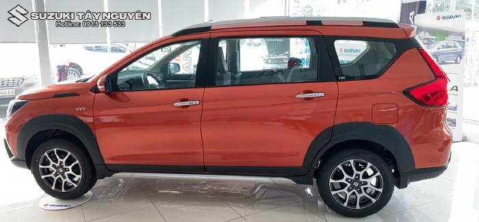 Xe nhập khẩu SUZUKI XL7 2020 bản ghế nỉ ( AT đặc biệt ) màu Cam - Không chỉ đẹp mà còn rộng rãi thoải mái nhất phân khúc 6