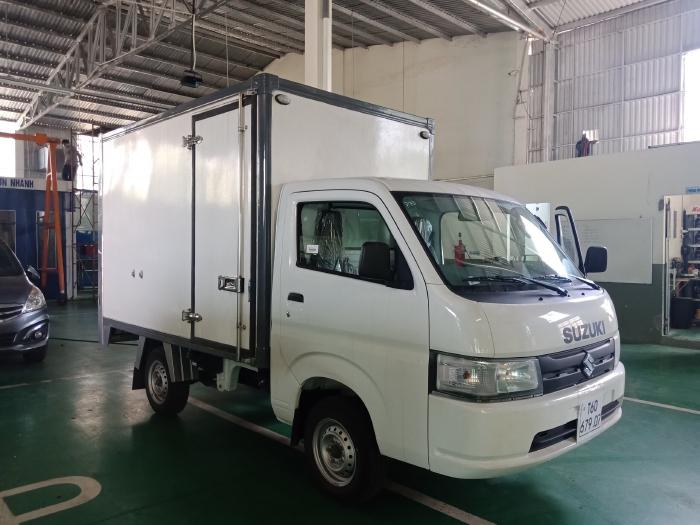Bán Xe Suzuki Carry Pro 2020 thùng kín Composite - Đông Lạnh giá tốt nhất Tây Nguyên 8